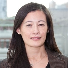A photo of Constance Chow