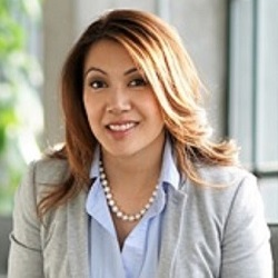 A photo of Margarita de Guzman