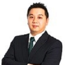 A photo of Victor Tung