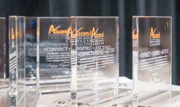 A decorative image of Ascend Canada's Awards.