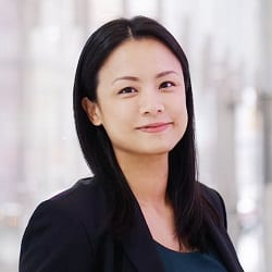 A photo of Joan Wong