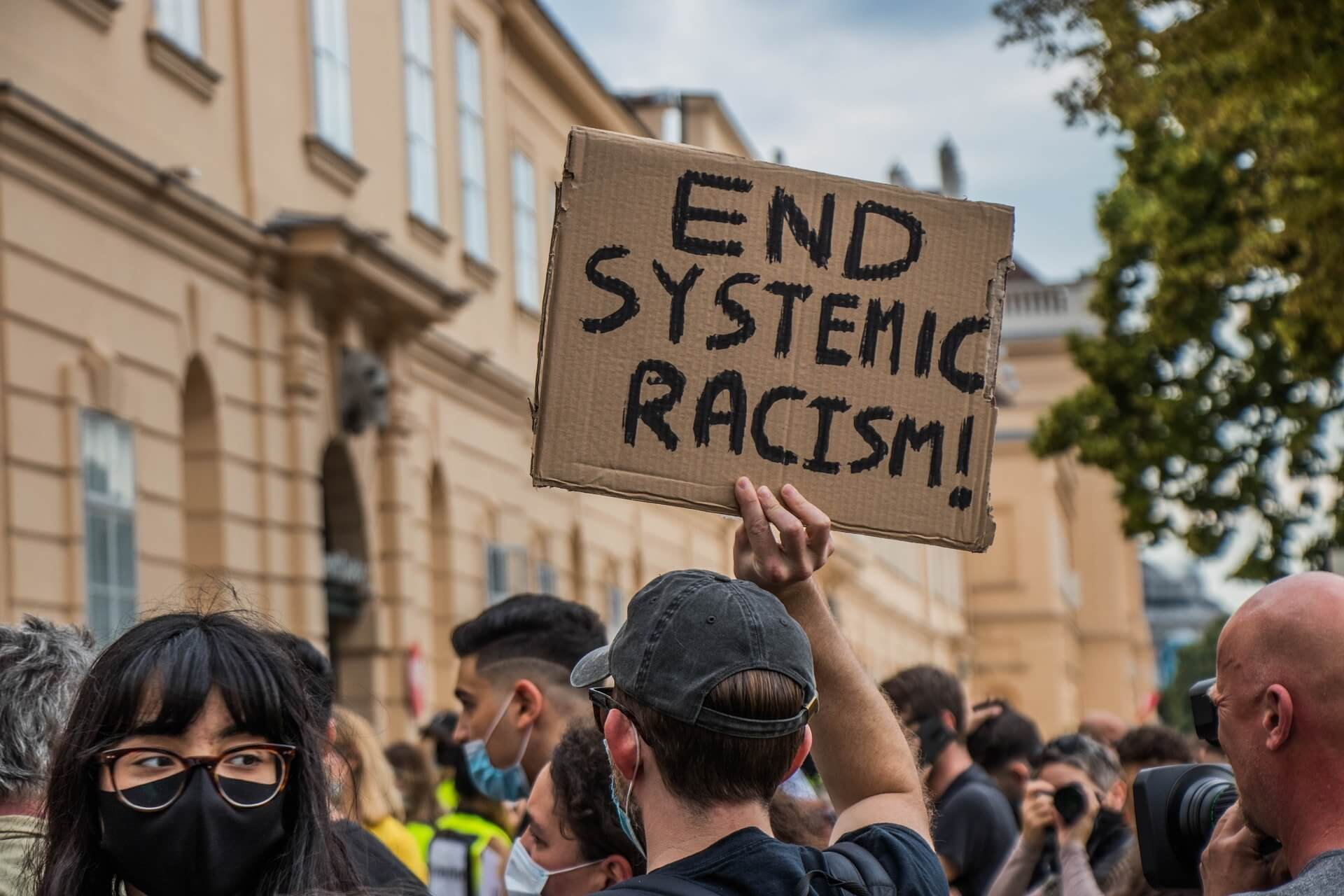 Ascend Canada end systemic racism